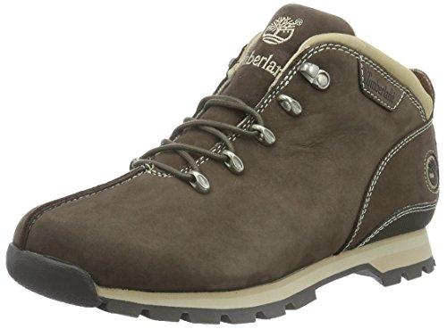 Timberland Splitrock_splitrock_splitrock Hiker, Bottes Classiques homme Marron - Braun (Brown Nubuck)