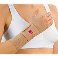 MANUMED Active Bandage Gr.1 links silber 1 St preisvergleich bei billige-tabletten.eu