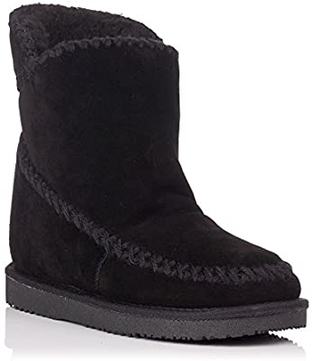 Botas para mujer, color Negro , marca GIOSEPPO, modelo Botas Para Mujer GIOSEPPO 42114G Negro
