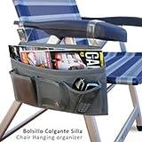 STABIELO - CRESPO - Hängetasche für STÜHLE - GRAU - Vertrieb Holly ® Produkte STABIELO ® INNOVATIONEN MADE in GERMANY - holly sunshade -
