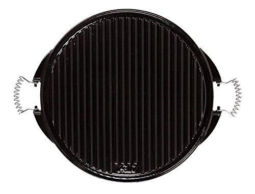 Imex El Zorro 63173 - Plancha hierro fundido redonda, 53 cm