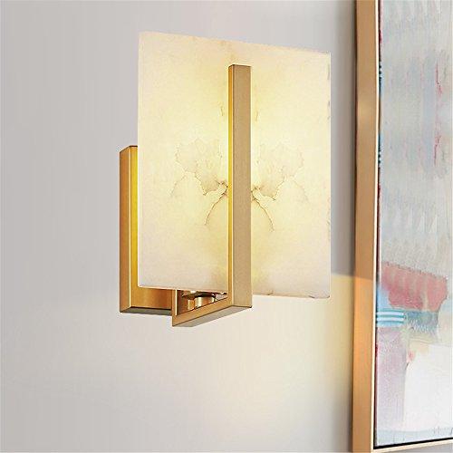 ANGEELEE Die post-moderne Cu alle Cloud Shek Pik Licht modernen minimalistischen Wohnzimmer Wandleuchte Gang im amerikanischen Stil Schlafzimmer Bett Studie Wandleuchten (Post Pik)
