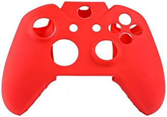 Hytech Plus Xbox One Controller Skin (Red)