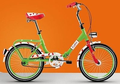BICICLETA PLEGABLE CHERRY