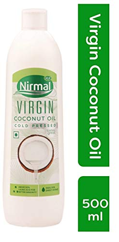 KLF Nirmal Virgin Coconut Oil, 500ml