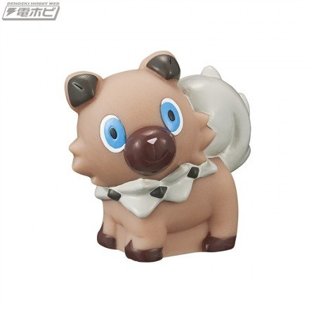 Preisvergleich Produktbild Pokemon Kids Sun Moon Alola Finger puppet Figure~Iwanko Rockruff Wuffels Rocabot