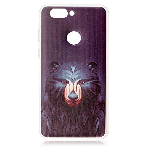 T&R Elephone P8 Mini Funda, TPU Silicona Cover Case Protictive Carcasa Funda para Elephone P8 Mini Smartphone