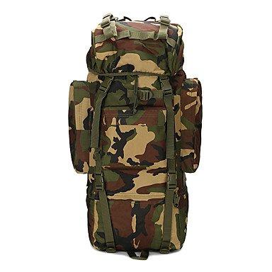SUNNY KEY-Wanderrucksäcke@75 L jungle camouflage