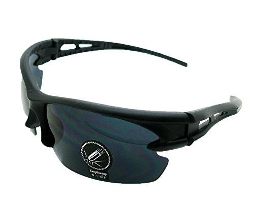 Gafas de Sol UV 400 deportivas Ciclismo Polimero de Carbono MTB Bicicleta 4077bn
