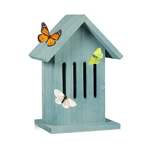 Schmetterlingshotel zum Aufhängen