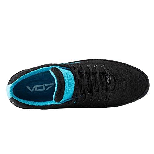 Baskets basses YACHT ICE par VO7 Noir