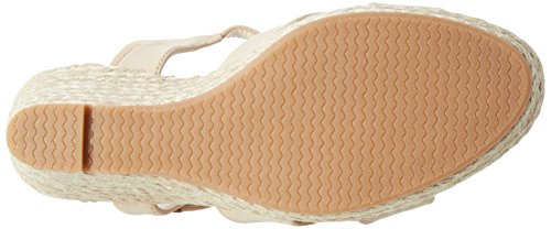 Another Pair of Shoes Werinae1, Sandales Bout Ouvert Femme Beige (Sand782)