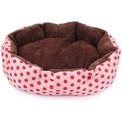 Da.Wa Casa de Mascota Suministros de Mascotas Cómoda Cama de Perro y Nido de Gato