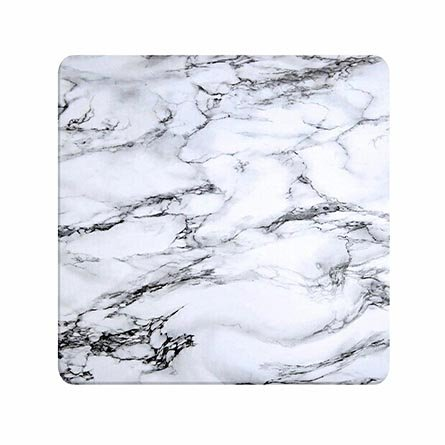 Design Grey Marble Pattern Treasure Thin Material Mouse Pads