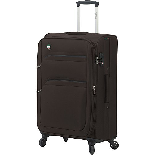 mia-toro-alagna-softside-28-spinner-luggage-coffee