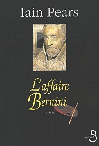 L'affaire Bernini par Iain Pears