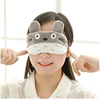 YOSPOSS Schlafmaske KZ9527-W147 Augenmaske für Frauen, Kinder, niedliches Cartoon-Tatoro-Muster, weiche Augenmaske... preisvergleich bei billige-tabletten.eu