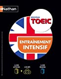Nouveau TOEIC entraînement intensif pack en deux volumes : TOEIC Listening ; TOEIC Reading (4CD audio MP3)