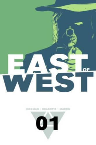 East of West Volume 1: The Promise por Jonathan Hickman