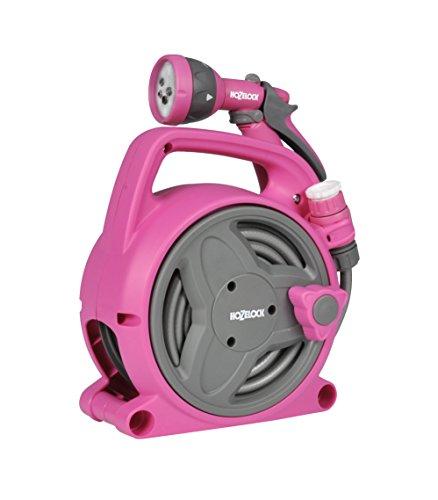 Hozelock Jahreszeiten Pico-Schlauchbox Pink