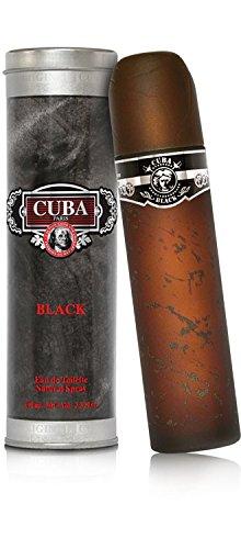 Cuba Black EDT Vaporisateur/Spray für Ihn 100ml -
