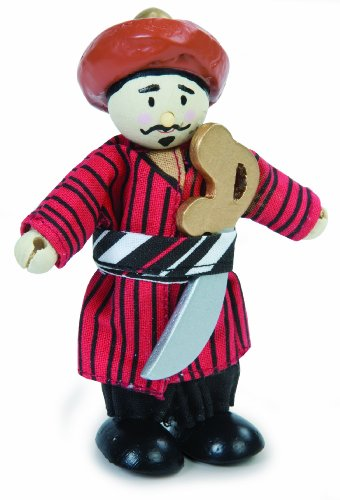 Le Toy Van - 21981 - Figurine - Le Pirate Oriental