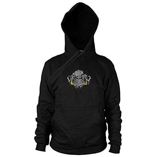 Power Splash - Herren Hooded Sweater, Größe: XL, Farbe: (Kostüm Rüstung Fallout Power)