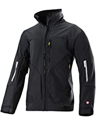 Snickers 88880404007 Windstopper Veste Soft Shell Taille XL Noir