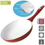 Oryx 5023025 - Sartén de cerámica para inducción, 26 cm