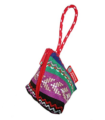 rough-enough-vintage-folk-mini-triangulo-cartera-moneda-bolsos-bolso-de-mano-pink-folk