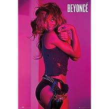GB eye, Beyonce, Pink, Maxi Poster, 61x91.5cm