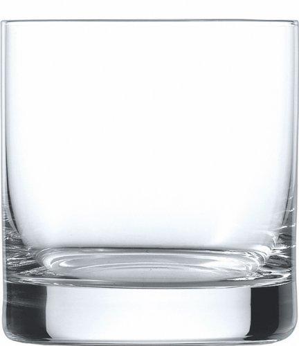 Schott Zwiesel 7544317 Iceberg Coffret de 6 Chopes Basse à Whisky Cristal Transparent 40 cl