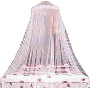Wawo zanzariera per il letto bianco con mosquito gratis - Zanzariera da letto ...