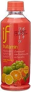If Fruitamin summer Punch Juice, 280ml