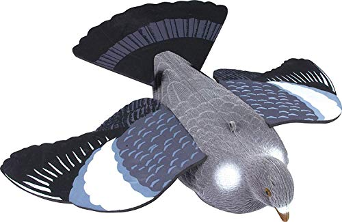 Decoy Decoy, Pigeon W/Wings & Tail W/Flock by Decoy