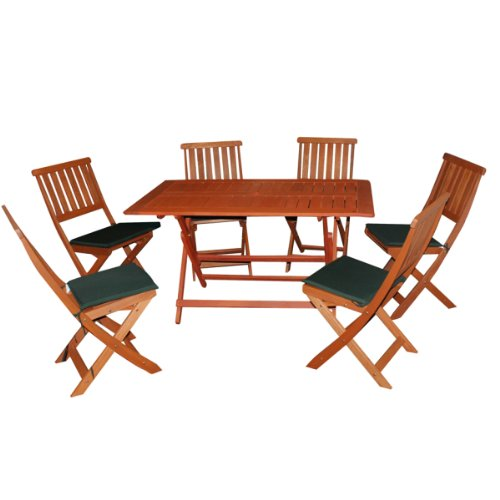 Kingfisher FSWSET4 Concord Folding Set (7 Pieces)