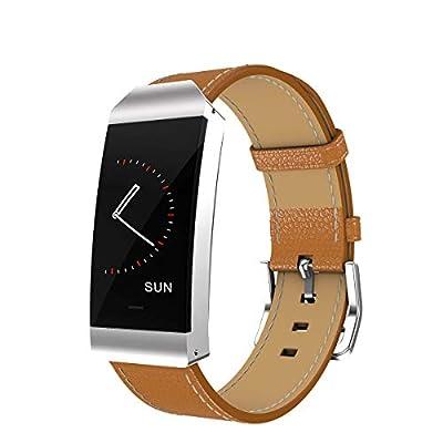 GOKOO Reloj Inteligente Mujer Pulseras de Actividad Reloj de Fitness Smartwatch Deporte Fitness Tracker Impermeable IP67 con Pulsómetros Podómetro Monitor de Sueño para iOS Android Phone