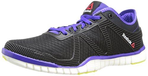 d9f981cfba37c9 Reebok m40594 Women S Zquick Tr Lux Cross Training Shoe Black Ultima- Price  in India