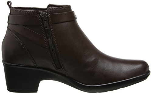 Clarks Malia Hawthorn Boot Brown Leather