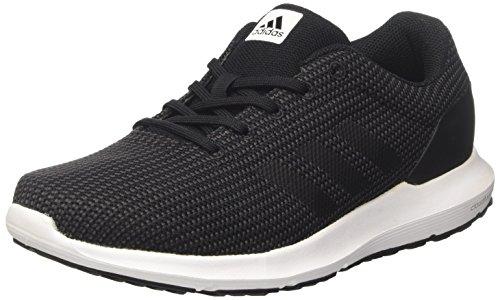 Adidas Cosmic M - Chaussures de Tennis - Homme Noir (Negbas/negbas/neguti)