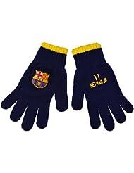 Gants Barça - Neymar Jr - Collection officielle FC BARCELONE - Taille enfant garçon