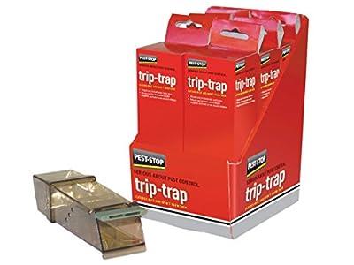 Pest Stop Trip Trap Mouse Trap Range