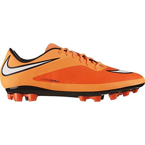 Da uomo Scarpe Da Calcio prato artificiale Hypervenom Phatal AG Orange