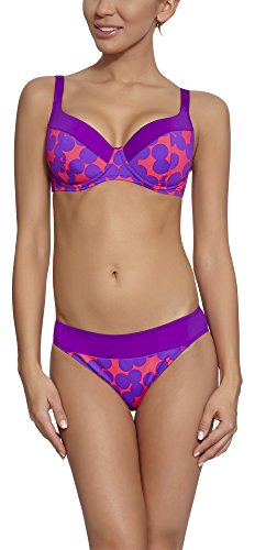Feba Bikinis Conjunto Tops y Bragas Trajes de Baño 2 Piezas Bañadores Ropa Verano Mujer2L2N1 Modelo-24DK...