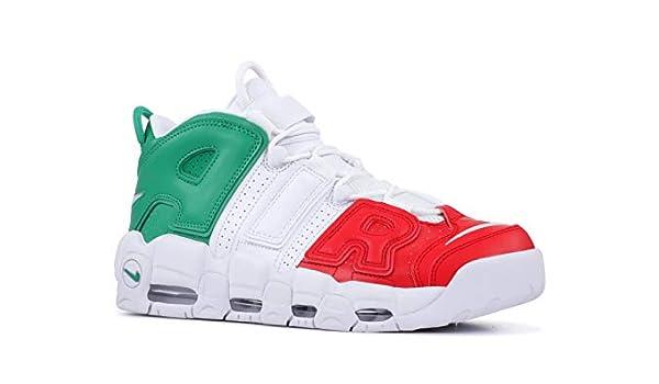Nike Air More Uptempo '96 Italy QS Scarpe da Fitness Uomo