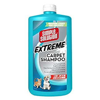 Simple Solution Extreme Carpet Shampoo   Professional Strength Pet Stain and Odour Remover   Compatible with All… 14