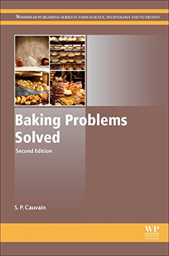 Baking Problems Solved (Woodhead Publishing Series in Food Science, Technology and Nutrition) por S. P. Cauvain