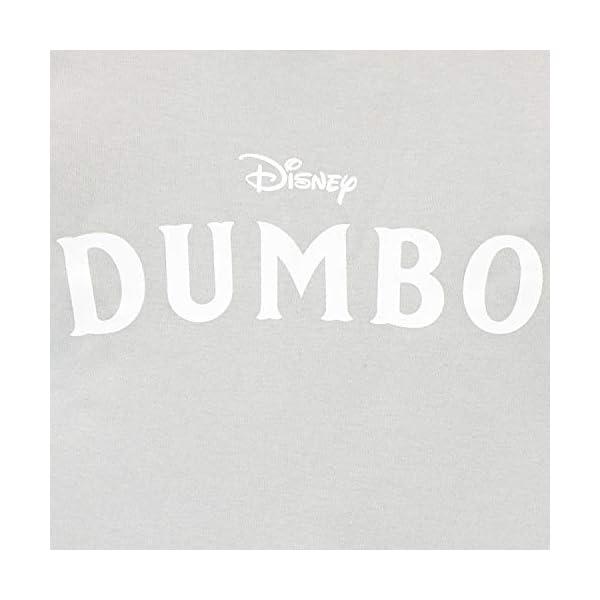 Disney Pijama Entera con Gorro para Niños Bebés Dumbo 3