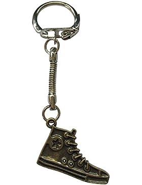 Kitsch Converse Sneaker Schlüsselanhänger Vintage Style