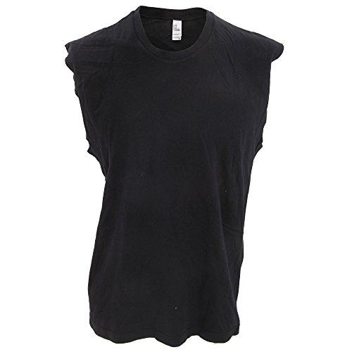 American Apparel - Camiseta sin Mangas Modelo Power Muscle Hombre Caballero